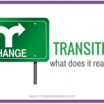 'Transition' – What Does it REALLY Mean?