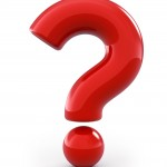 Question-mark-red-3D-glossy