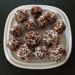 Nutty Choc Balls