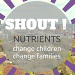 Nutrients change children… and families