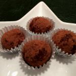 Nut-free Chocolate Festive Truffles